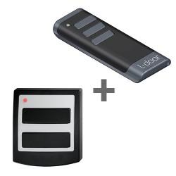 DEAL: handzender I remote + codeschakelaar premium