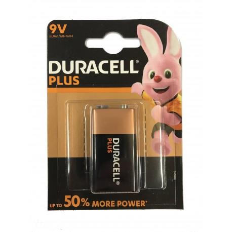 Batterij 9V voor Codeklavier